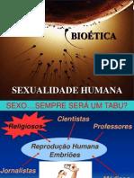 3 Bioética e SEXUALIDADE HUMANA