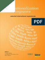 Internationalization of Companies