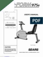 975s Users Manual