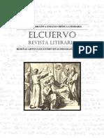 Revista de Creación Literaria El Cuervo Nº 3
