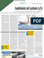 La tragedia del hundimiento del Lusitania (y II)