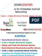 DN CEC Develop Apps Embedded Android Networking Day1