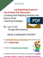 Drama Poem