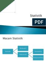 Kumpulan Materi Statistik Deskriptif