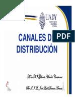 2 Canales de Distribuci n