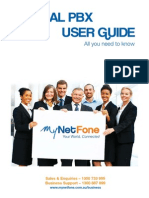 Virtual PBX User Guide
