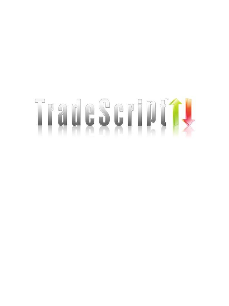 Trade Script | Trigonometric Functions | Parameter (Computer