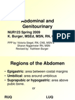 WEB Abdominal and Genitourinary