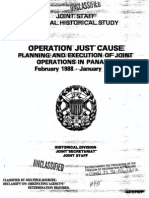 Operation Just Cause Declassified