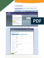 Procedimientos de Alta de Libro Digital MTA