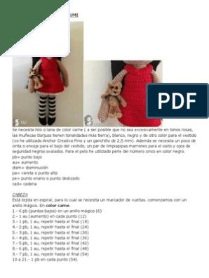 Patrón jirafa amigurumi   396x298