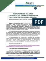 7 Comunicado de Prensa 08012014