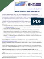 Guía Fácil de su Portal del Seniat