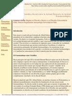 A_Francisco Osorio [El Científico Social entre la Actitud Natural y la Actitud Fenomenológica]