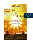 Valley of the Seekers Notes Week One