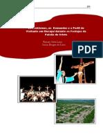 Festejo da Paixão de Cristo em Mucajaí - Capítulo 3 - Autores Renato Lima e Ismar Lima.