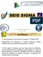6 Sigma 2014