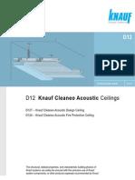 Knauf D12 System