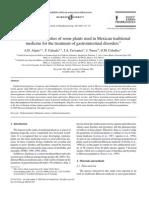 Alanis (2005) Antibacterial MP for GI Disorders
