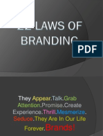 Laws of Branding