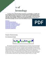 Principles of Dendrochronology