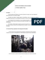 Investigación Pericial de Incendios