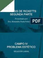 ANÁLISIS DE RICKETTS - Copy