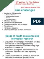 Intr@MED for Telemedicine Services
