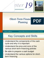Short-Term Finance and Planning(19)