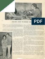 Salma and Waheed Murad