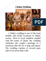 What Everybody Ought to Know About Malay Wedding