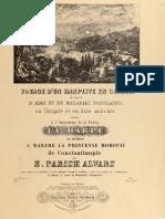 Voyage of a Harpist 1840