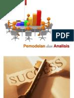 SPK - Pemodelan Dan Analisis