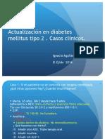 casos clinicos insulinizacion