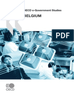 OECD E-Government Studies - Belgium