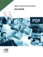 OECD E-Government Studies - Belgium