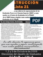 Info Eleccion Claustro 1