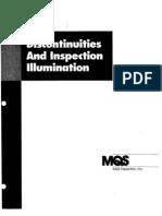 Discontinuities and Inspeciton Illumination
