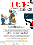 Sales Insider Issue-1