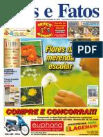 Jornal Atos e Fatos - Ed. 642 - 26-09-2009