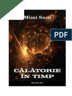Prezentare_Mimi Sasu_Calatorie in Timp