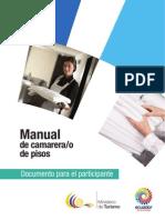 Manual Camarera de Pisos