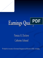 Measuring Accounting Quality