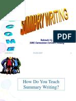 Sum Writing Pp