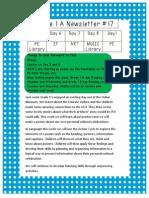 newsletter 17 1a