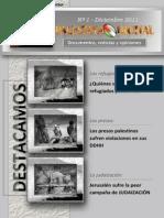 Revista PALESTINA DIGITAL - Diciembre 2011