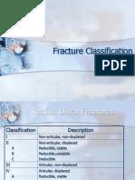 Klasifikasi Fraktur