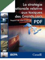 La stratégie binationale relative aux toxiques des Grands Lacs Rapport de mise à jour décembre 2008