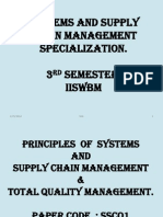 Scm Specialization