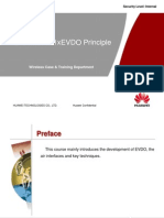 1xEVDO Principle